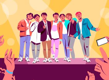 클럽하우스 K-POP 방송, 저작권 문제없나요?
